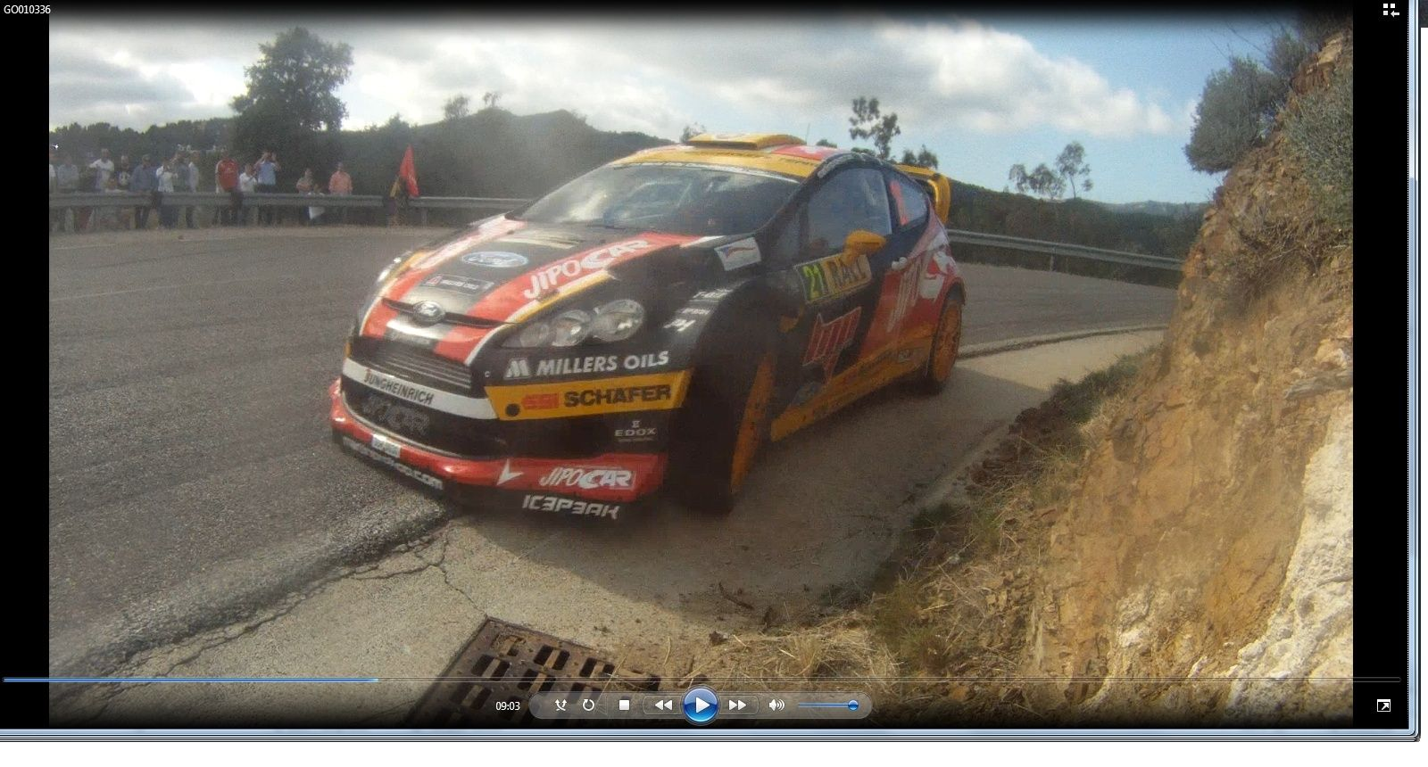 Quedada RaulGuerrero91 y Ruvigas   Rally España  Catalunya-Costa Daurada 2014 Fiesta10