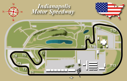 EVENTO GT SERIES INDIANAPOLIS Indy11