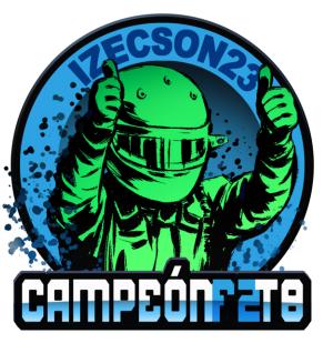 Izecson23, campeón de F2 de la Temporada 8