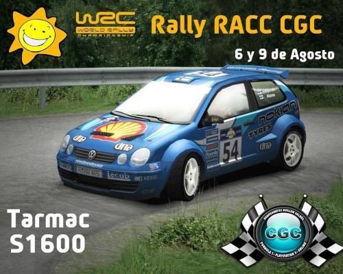 Rally Racc Catalunya-Costa Daurada  Tarmac S1600   6 y 9 de agosto 2014 Logo_c10