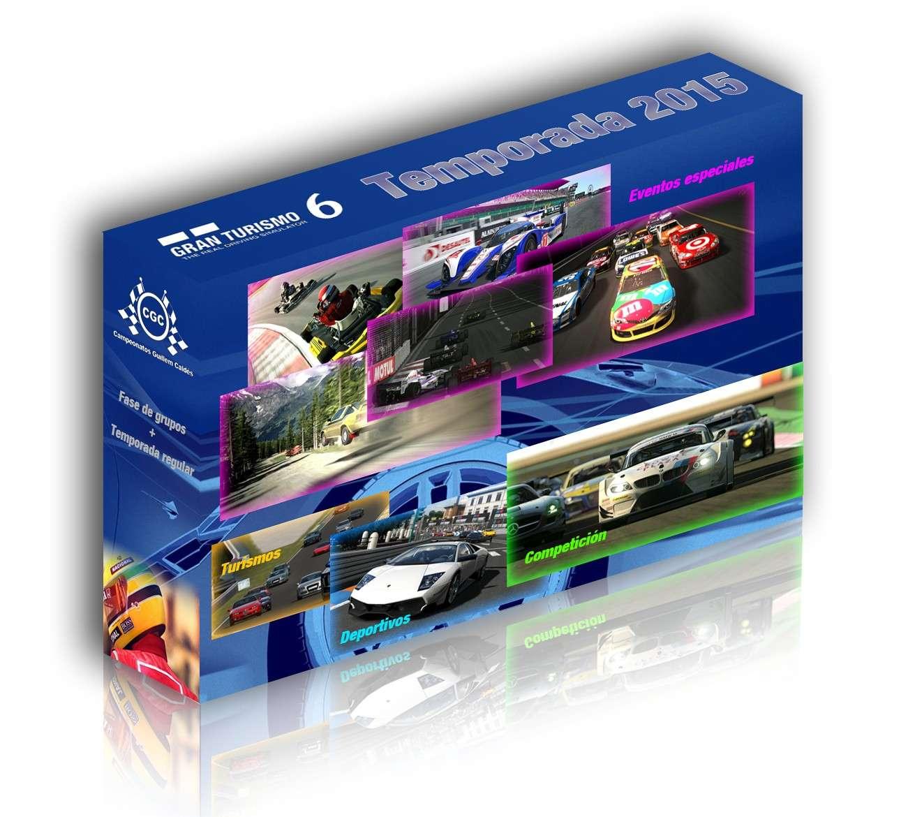 Comienza la Temporada 2015 de Gran Turismo Portad15