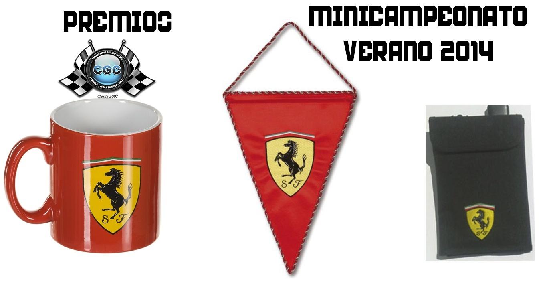 [MiniCampeonato Verano 2014] Premios Premio10