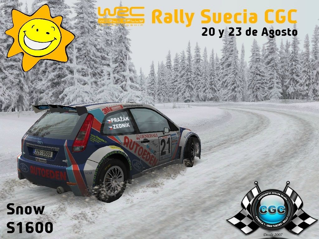 ▄▀▄ Rally Suécia  ▄▀▄          -  Snow  S1600 -      20 y 23 de agosto 2014  Rally_24