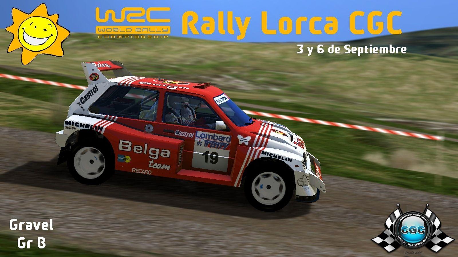 ▄▀▄ Rally  Lorca ▄▀▄ - Gravel  Gr.B y H- 3 y 6 de septiembre 2014 Rally_26
