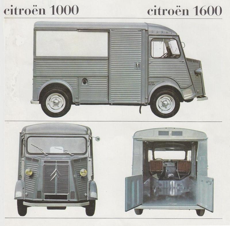 """les Types """"H""""  1968ci10"""