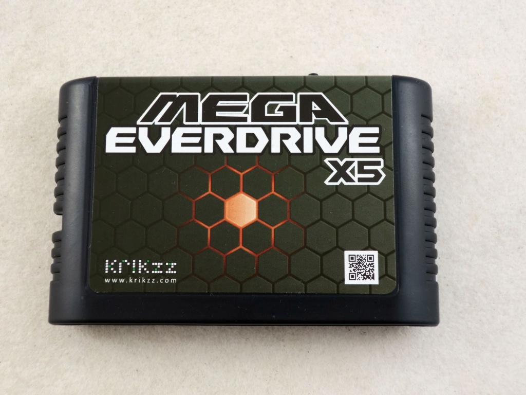 [vds] mega everdrive x5  S-l16010