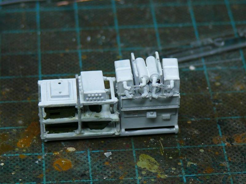 STRYKER M1129 MORTAR CARRIER VEHICLE de TRUMPETER au 1/35 - Page 2 Phot1172