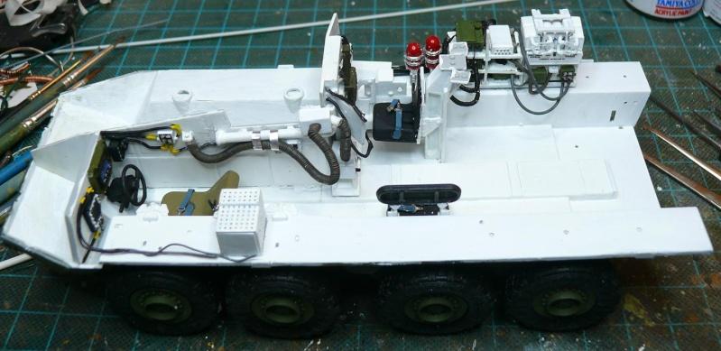 STRYKER M1129 MORTAR CARRIER VEHICLE de TRUMPETER au 1/35 - Page 2 Phot1186