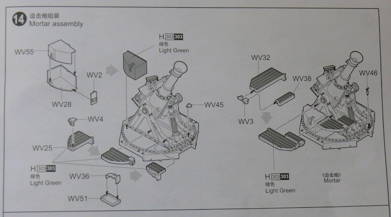 STRYKER M1129 MORTAR CARRIER VEHICLE de TRUMPETER au 1/35 - Page 2 Phot1194