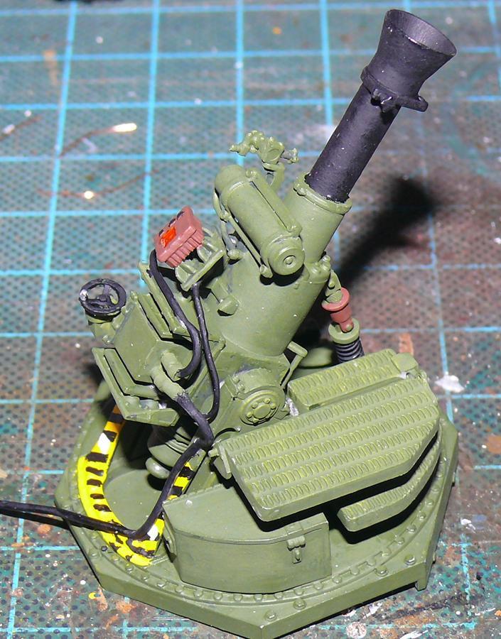 STRYKER M1129 MORTAR CARRIER VEHICLE de TRUMPETER au 1/35 - Page 2 Phot1196