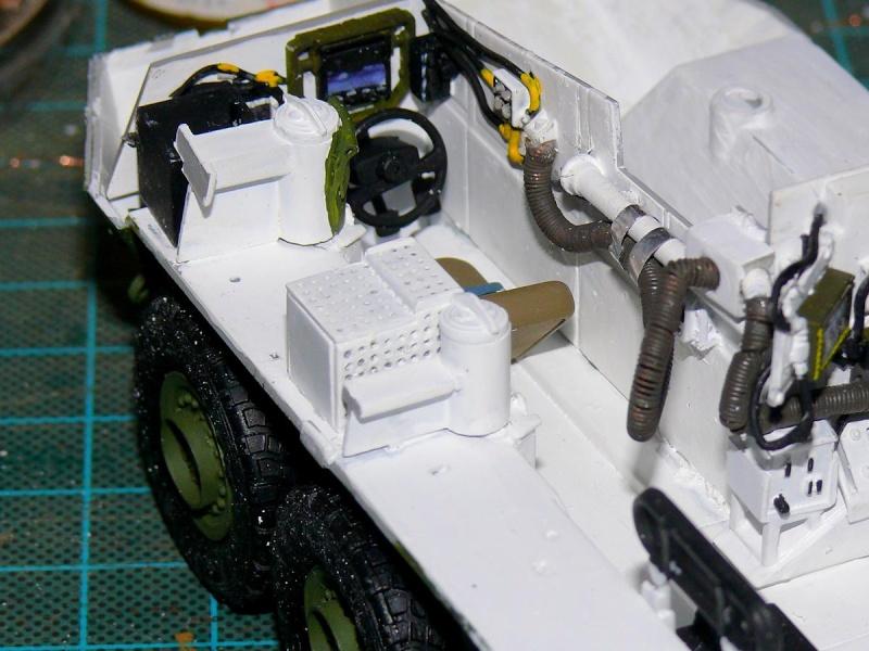 STRYKER M1129 MORTAR CARRIER VEHICLE de TRUMPETER au 1/35 - Page 2 Phot1203