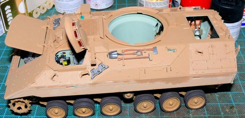 M2A3 BRADLEY With BUSK III de MENG au 1/35  - Page 3 Photo399