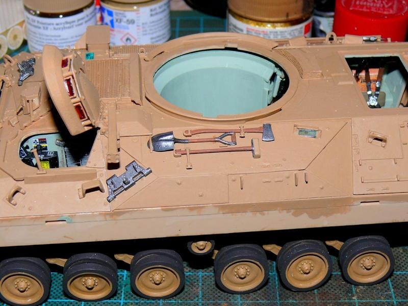 M2A3 BRADLEY With BUSK III de MENG au 1/35  - Page 3 Photo400