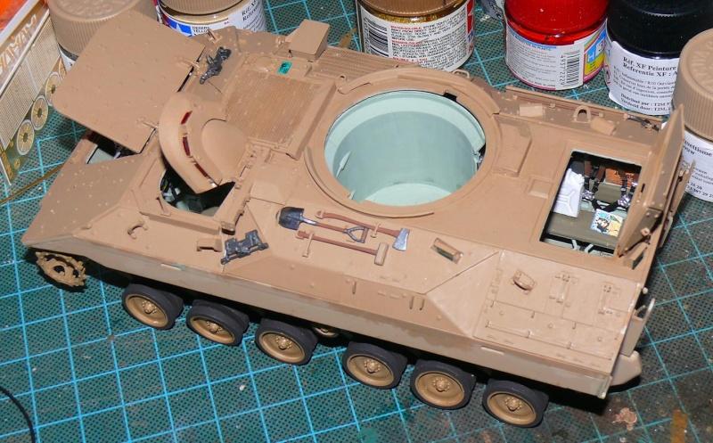 M2A3 BRADLEY With BUSK III de MENG au 1/35  - Page 3 Photo406
