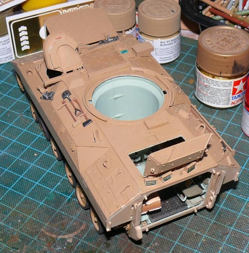 M2A3 BRADLEY With BUSK III de MENG au 1/35  - Page 3 Photo407