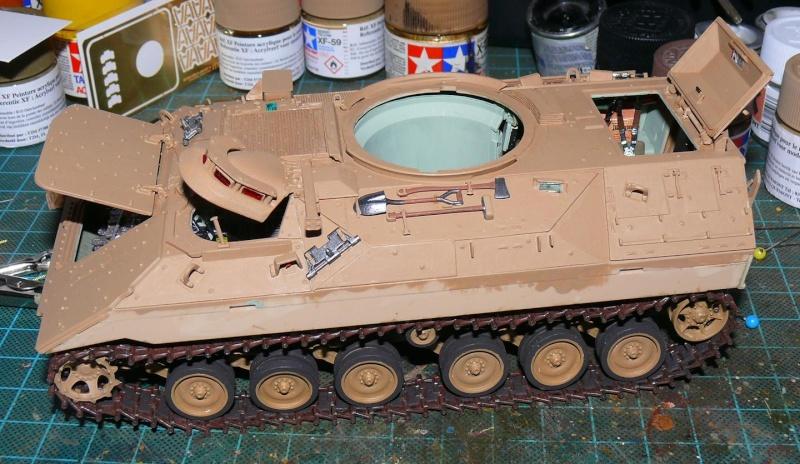 M2A3 BRADLEY With BUSK III de MENG au 1/35  - Page 3 Photo462