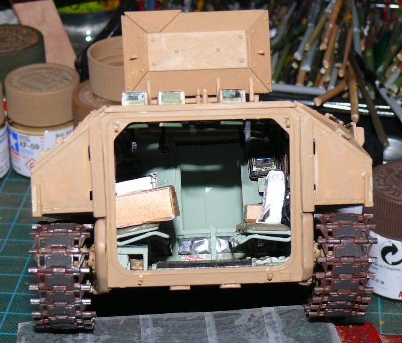 M2A3 BRADLEY With BUSK III de MENG au 1/35  - Page 3 Photo464