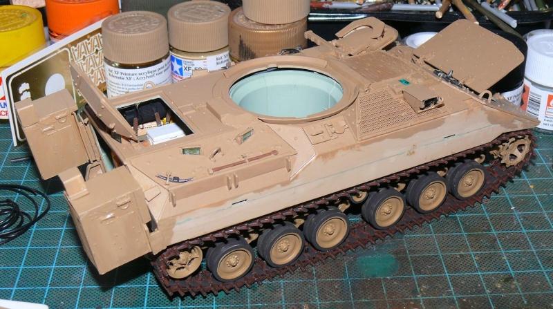 M2A3 BRADLEY With BUSK III de MENG au 1/35  - Page 3 Photo471