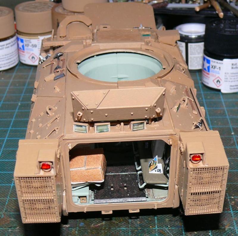 M2A3 BRADLEY With BUSK III de MENG au 1/35  - Page 3 Photo473