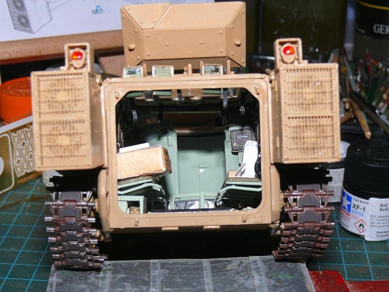 M2A3 BRADLEY With BUSK III de MENG au 1/35  - Page 3 Photo475
