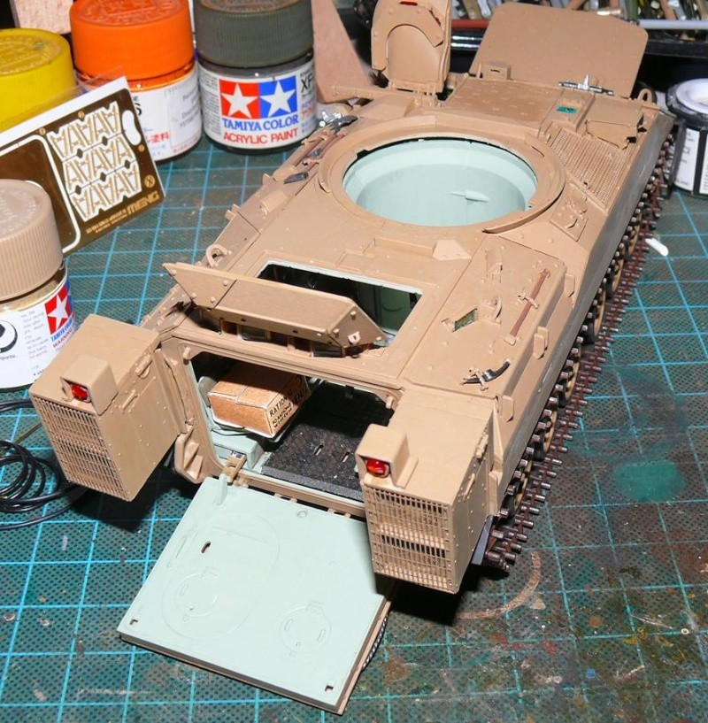M2A3 BRADLEY With BUSK III de MENG au 1/35  - Page 3 Photo477