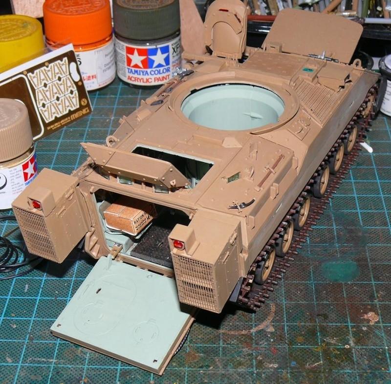 M2A3 BRADLEY With BUSK III de MENG au 1/35  - Page 3 Photo478