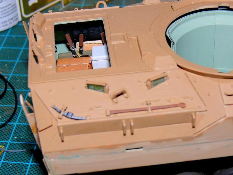 M2A3 BRADLEY With BUSK III de MENG au 1/35  - Page 3 Photo538