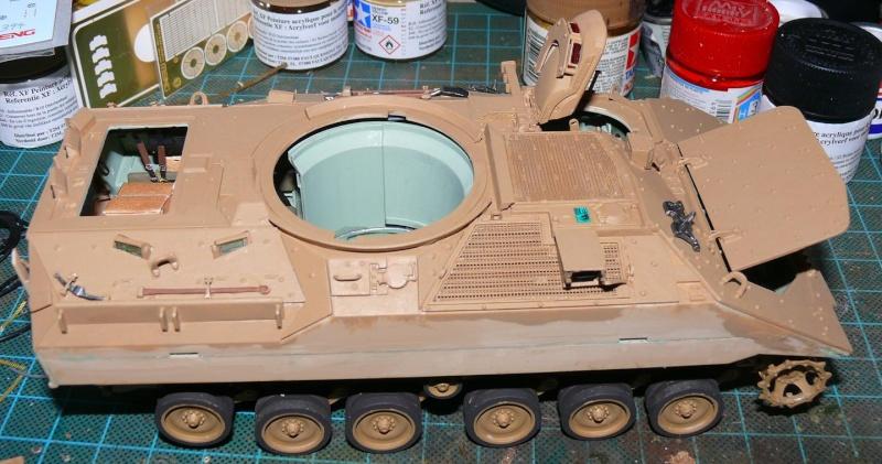 M2A3 BRADLEY With BUSK III de MENG au 1/35  - Page 3 Photo635