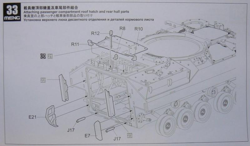 M2A3 BRADLEY With BUSK III de MENG au 1/35  - Page 3 Photo636