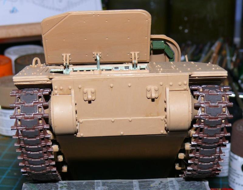 M2A3 BRADLEY With BUSK III de MENG au 1/35  - Page 3 Photo740