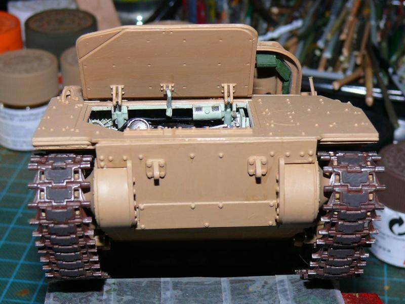 M2A3 BRADLEY With BUSK III de MENG au 1/35  - Page 3 Photo841