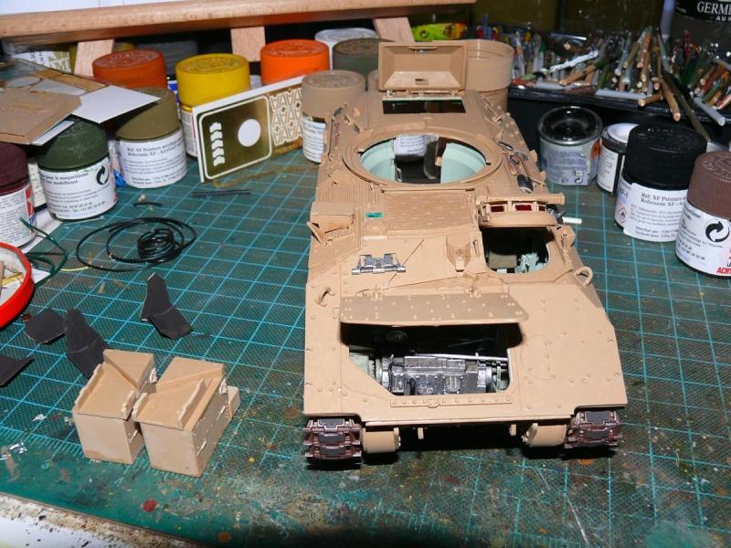 M2A3 BRADLEY With BUSK III de MENG au 1/35  - Page 3 Photo937