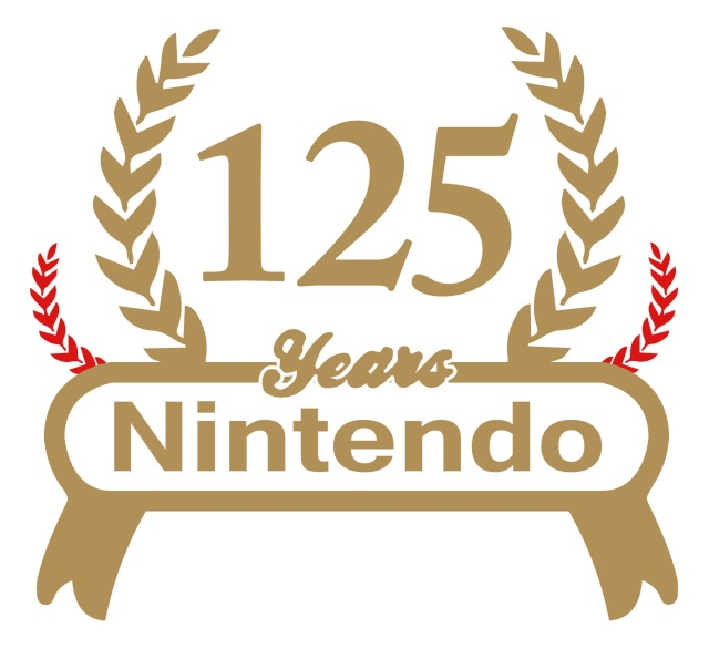Nintendo fête ses 125 ans ! Logo10