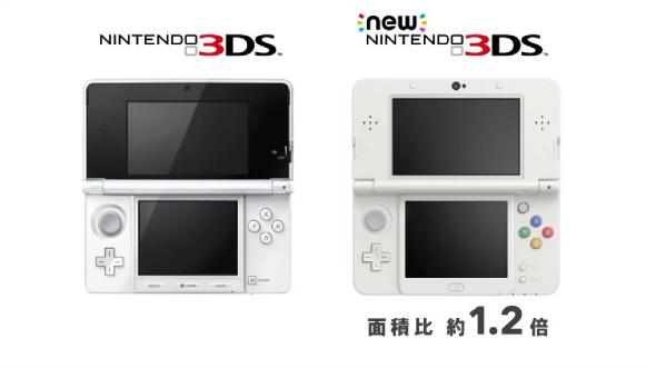 Nintendo annonce la NEW-3DS ! Ninten10