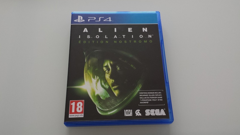 Alien Isolation [Xbox One/ PS4/ PC] - Page 3 20141012