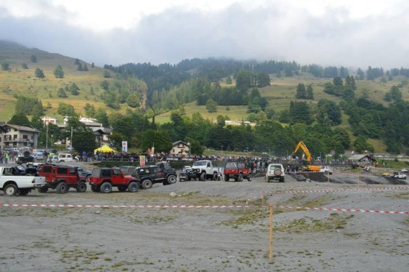 Pontechianale in Fuoristrada 2014 0711