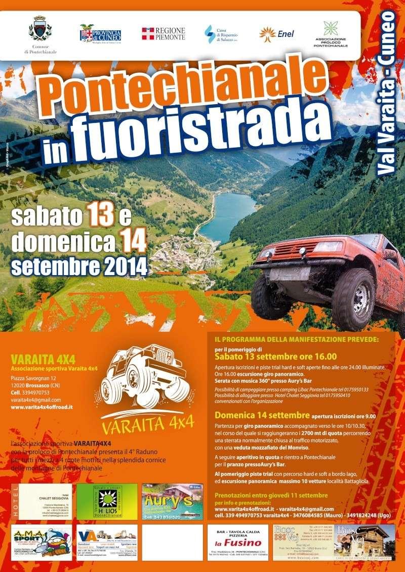 Pontechianale in Fuoristrada 2014 Pontec10