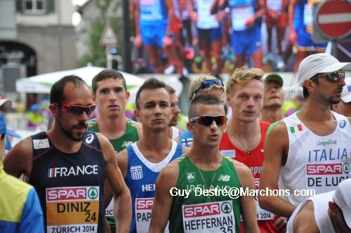 Championnats d'europe 2014 - 50km Hommes  Dsc_2110