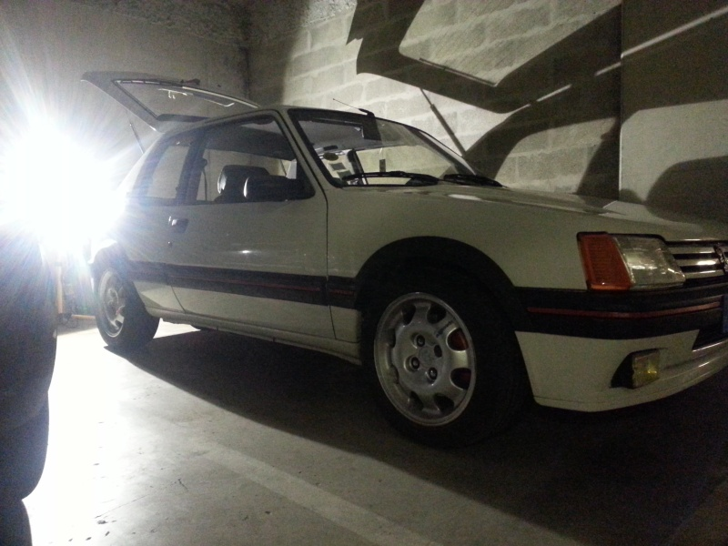 [eric91] 205 GTI 1.9 Blanc Meije 89 - Page 39 20140911