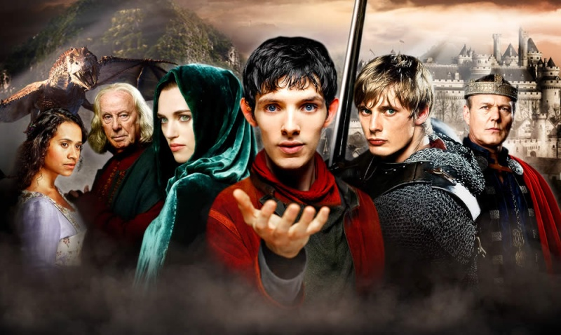 Television Shows Merlin10