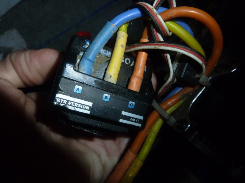 Contrôleur Xerun 80Amp carte de programmation STR8 EP P1010012