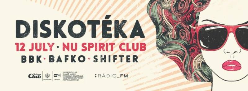 Bafko b2b Shifter @ Nu Spirit Club 12. 07. 2014 10464112