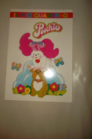 Cerco Iridiella Rainbow Brite , Poochie, Barbapapà e Creamy 00212