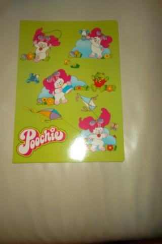 Cerco Iridiella Rainbow Brite , Poochie, Barbapapà e Creamy 00314