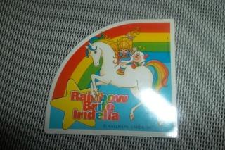 Cerco Iridiella Rainbow Brite , Poochie, Barbapapà e Creamy 00811