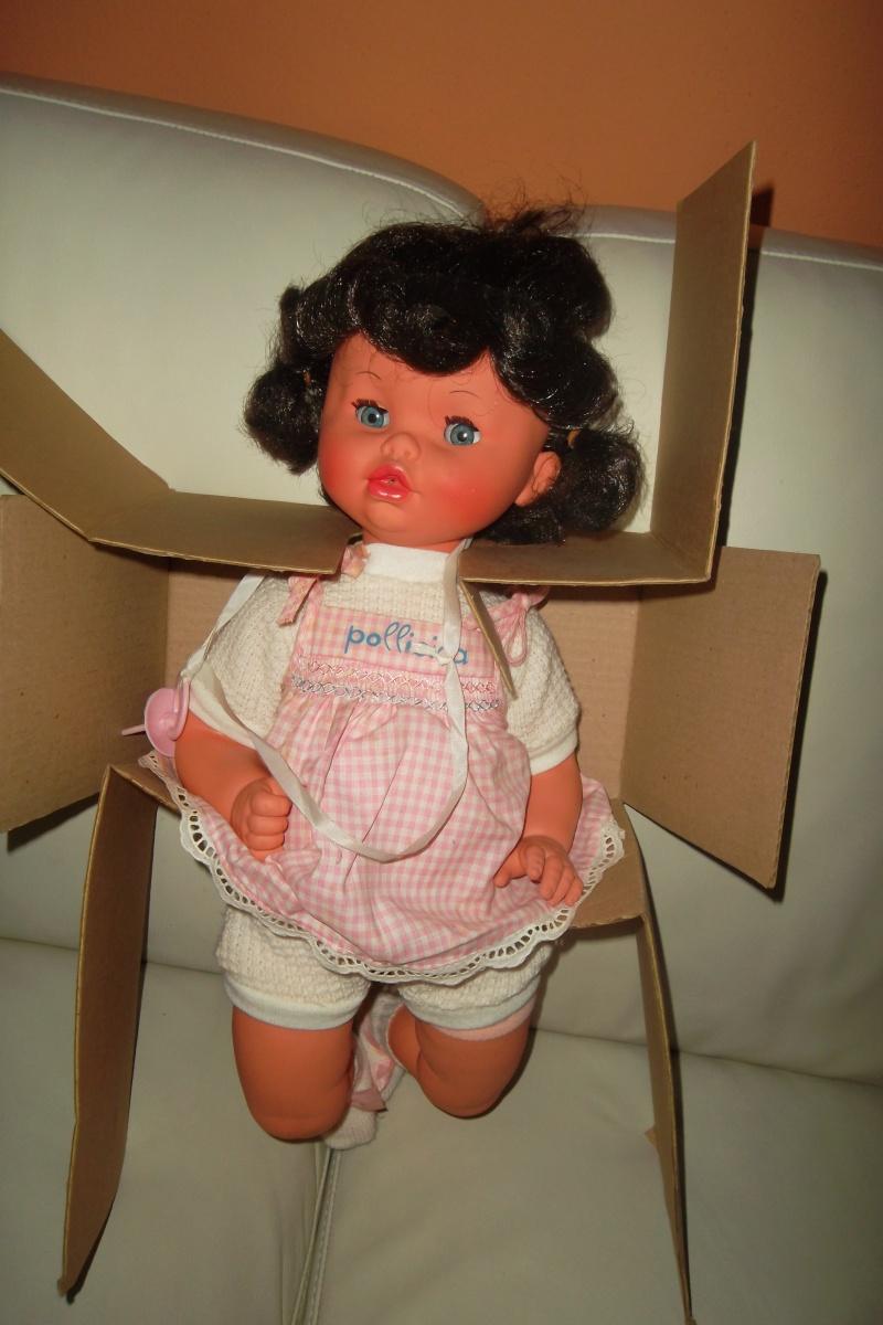 """BAMBOLA FURGA """"POLLICINA"""" COD 2200 VINTAGE ANNI '60/'70 .NUOVA IN BOX. 00912"""