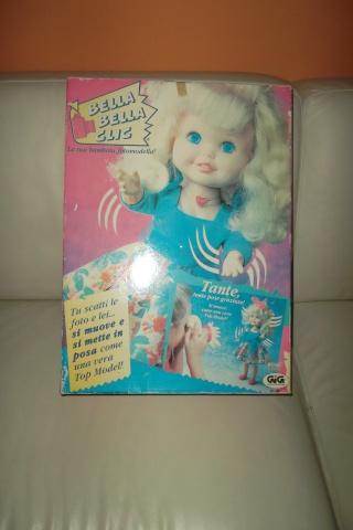 BELLA BELLA CLIC ,LEWIS GALOOB 1991. MINT IN BOX. 01110