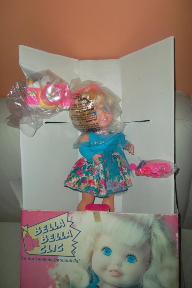 BELLA BELLA CLIC ,LEWIS GALOOB 1991. MINT IN BOX. 01910