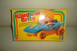 Cerco Iridiella Rainbow Brite , Poochie, Barbapapà e Creamy 03310
