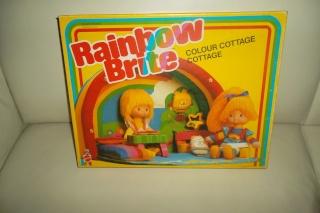 Cerco Iridiella Rainbow Brite , Poochie, Barbapapà e Creamy 03410